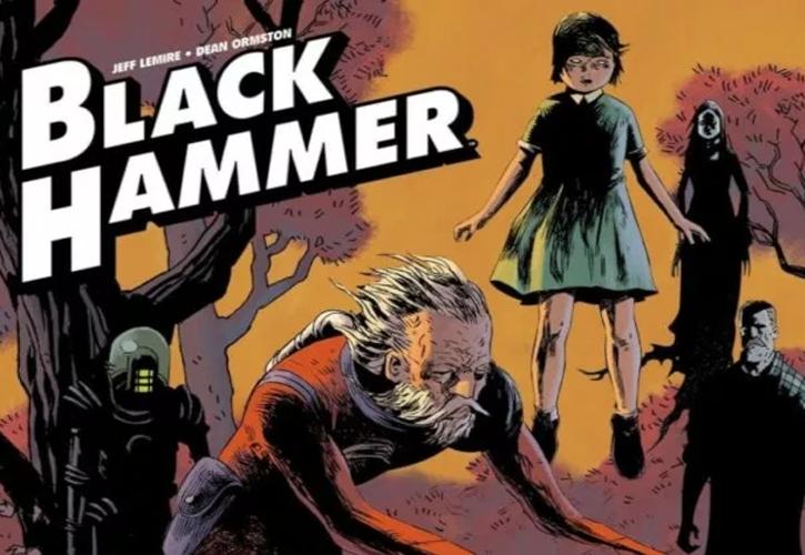 Black Hammer (Image Comics)