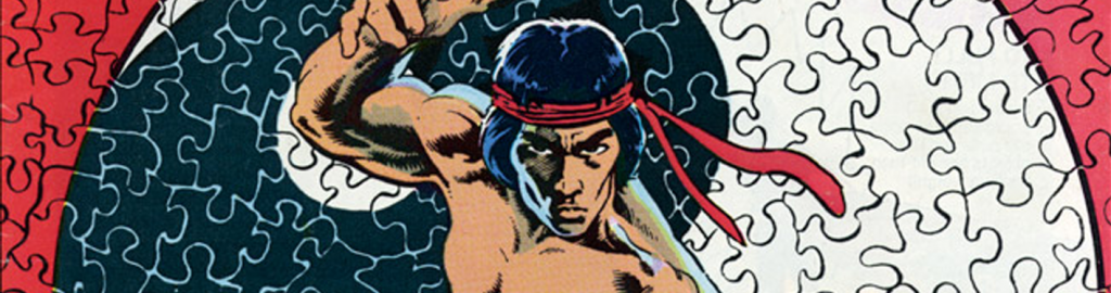 Master of Kung Fu – de Gulacy a Zeck