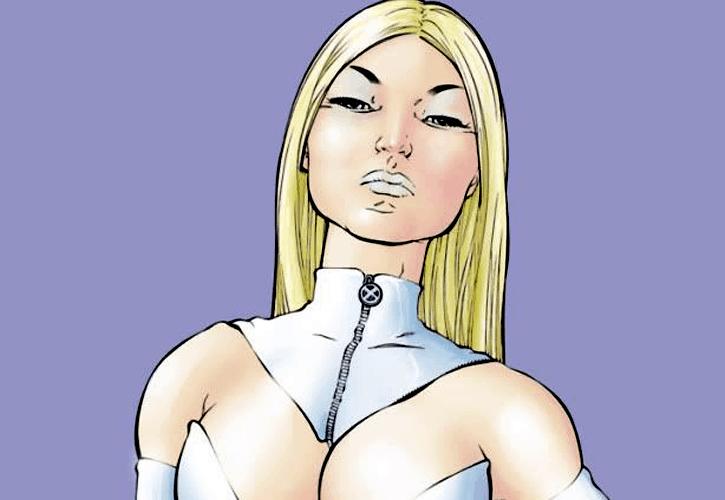 Novos X-Men de Grant Morrison: Emma Frost