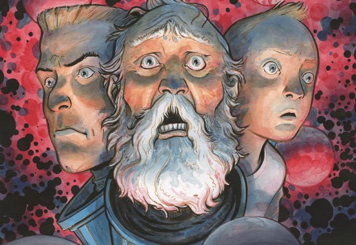 5 novas séries - Doctor Weird