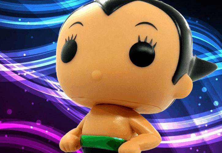 A minha colecção de Funko POPs - Astro Boy