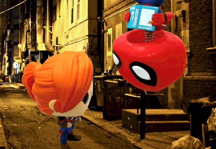 A minha colecção de Funko POPs - Spider-Man!